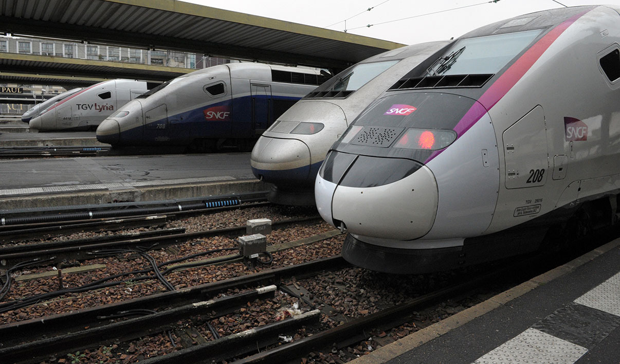 Le gouvernement valide les lignes Bordeaux-Toulouse et Bordeaux-Dax (Photo d'illustration)