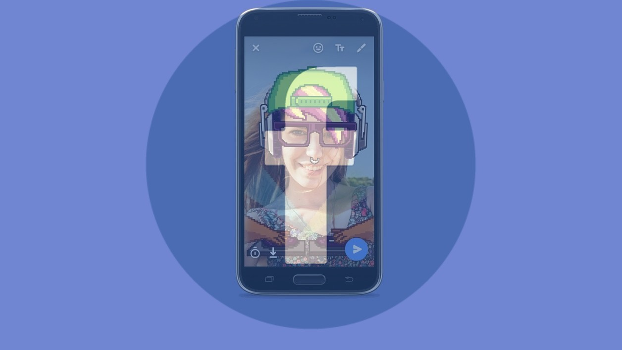 Facebook lance Flash, une copie presque conforme de Snapchat