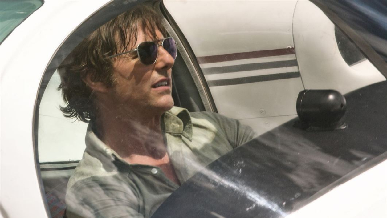 Tom Cruise dans Barry Seal