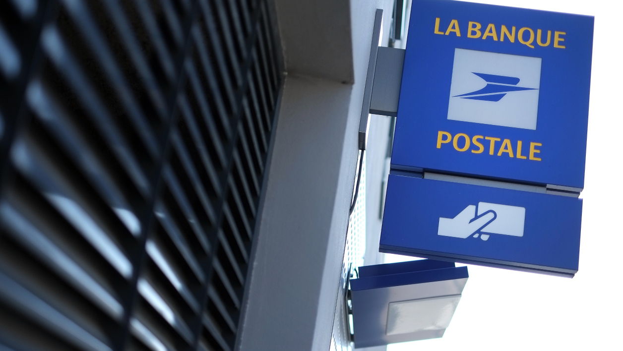 Des pirates jihadistes ont détourné 800.000 euros de la Banque postale (photo d'illustration).