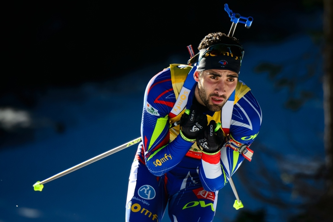 Canmore : M.Fourcade intouchable !
