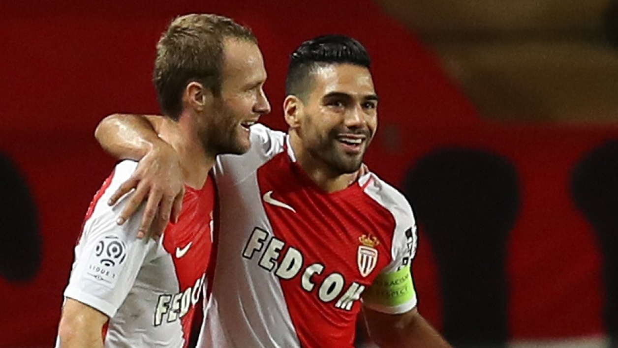 Germain et Falcao contre l'OM