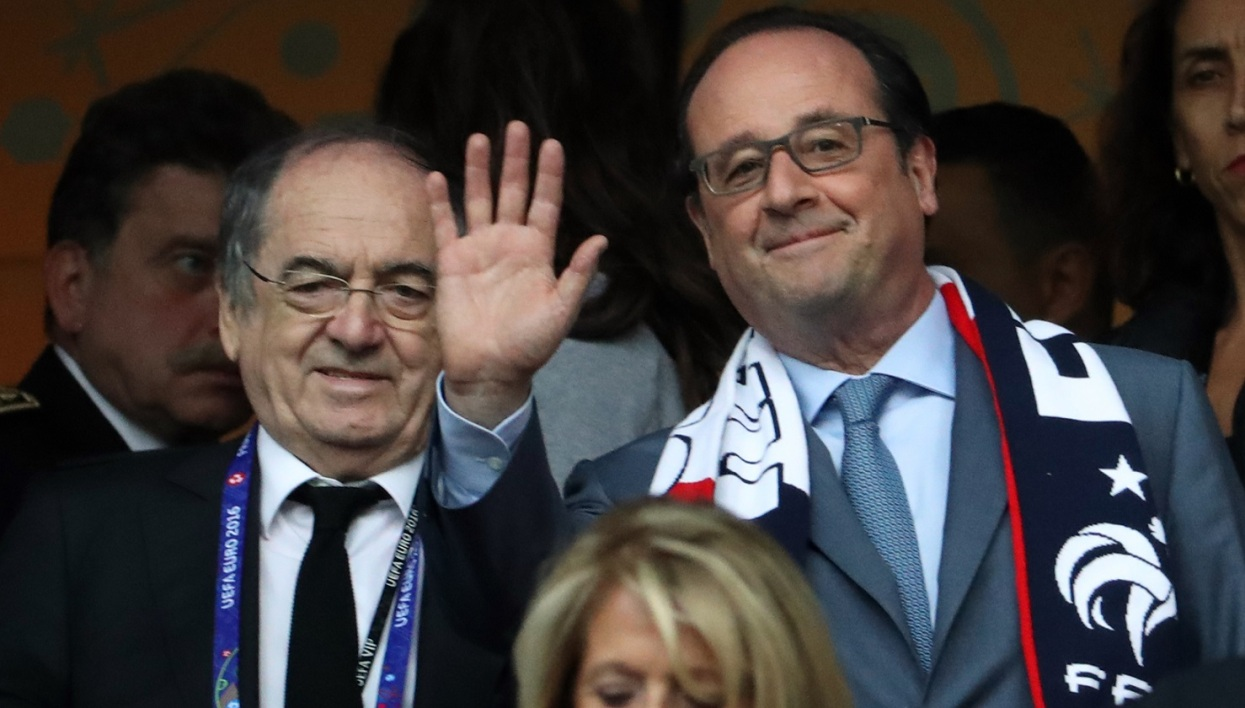François Hollande, foot, supporter, Euro 2016