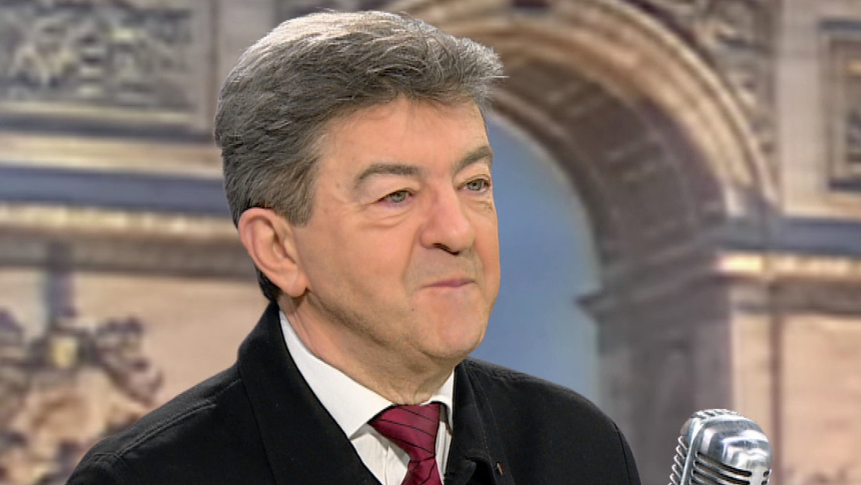 Jean-Luc Mélenchon face à Jean-Jacques Bourdin: les tweets de l'interview