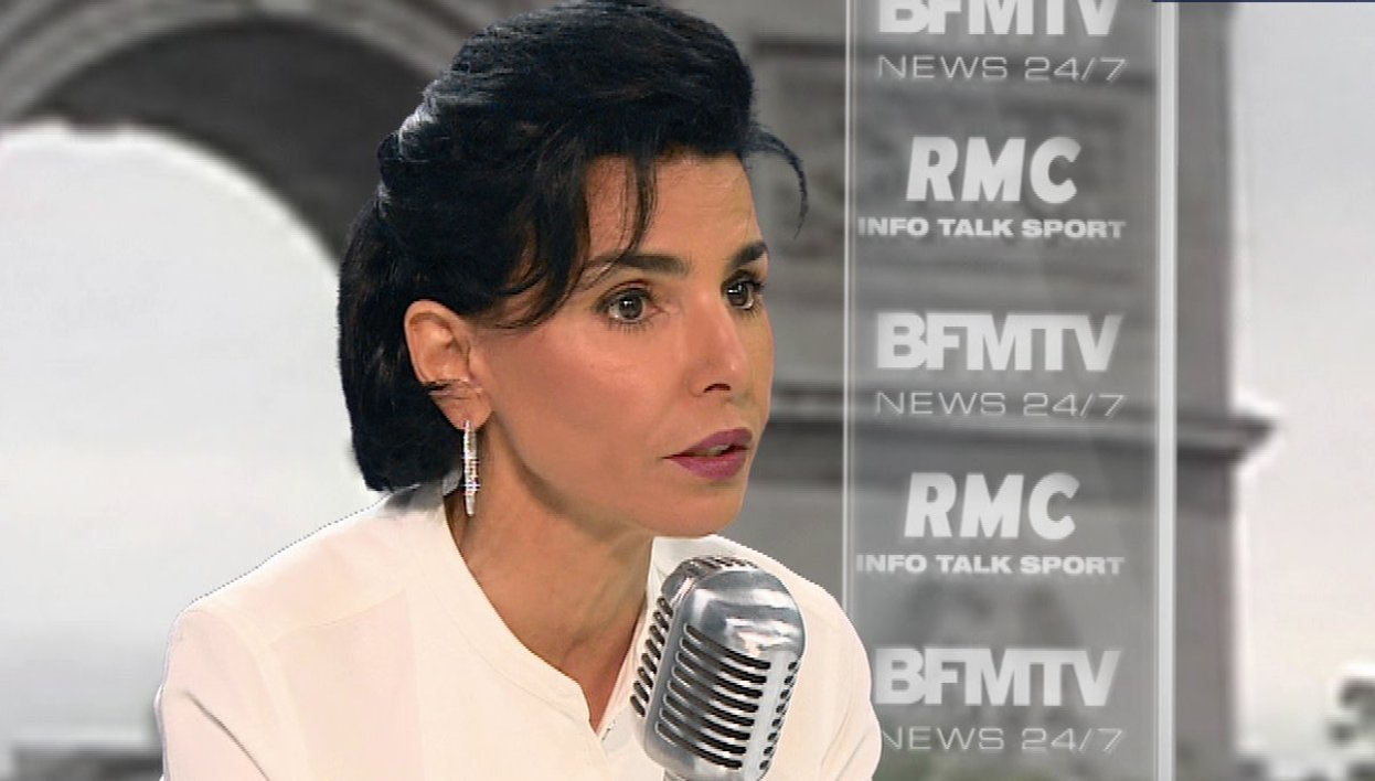 Rachida Dati face à Apolline De Malherbe : le retweet de l'interview