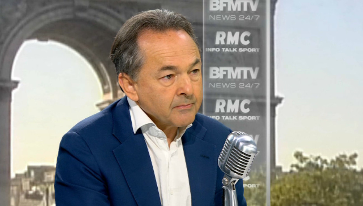 Gilles Kepel face à Apolline de Malherbe: les tweets de l'interview