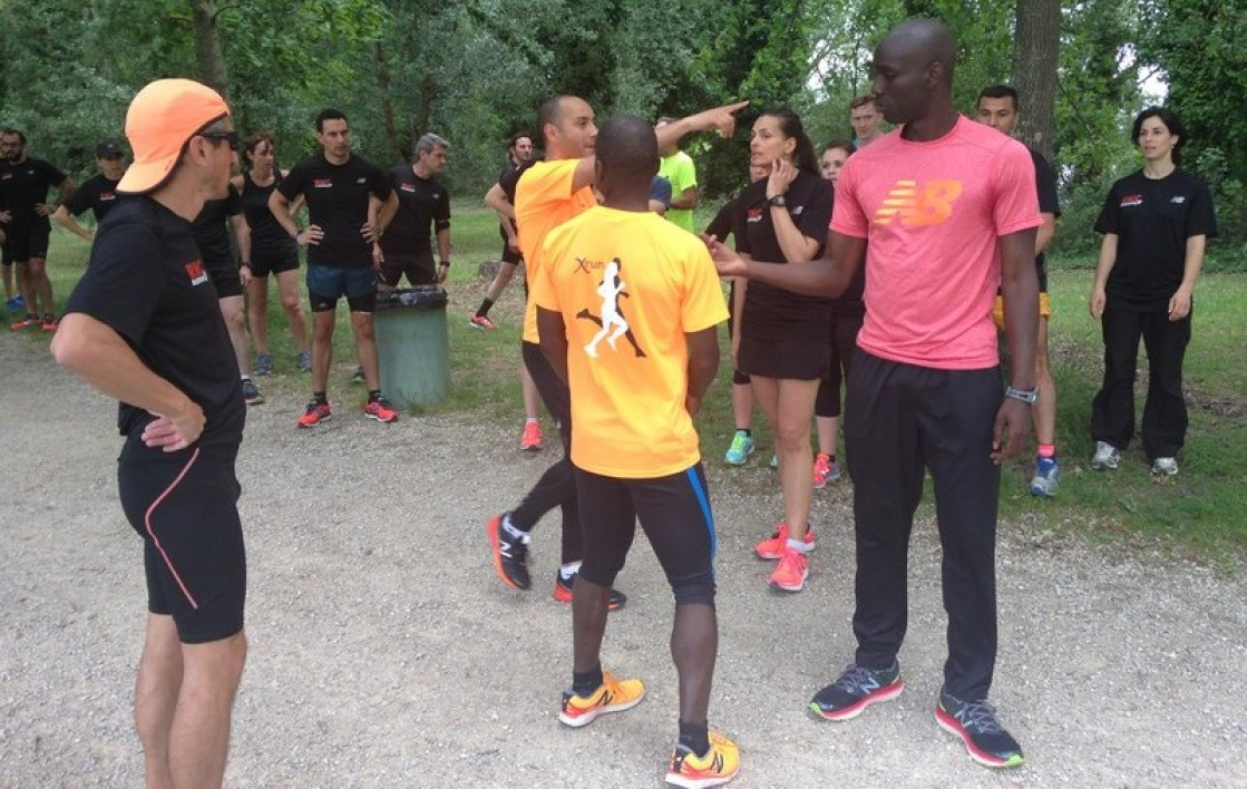 "RMC Running Sessions : Toulouse a testé le ""myocross"""