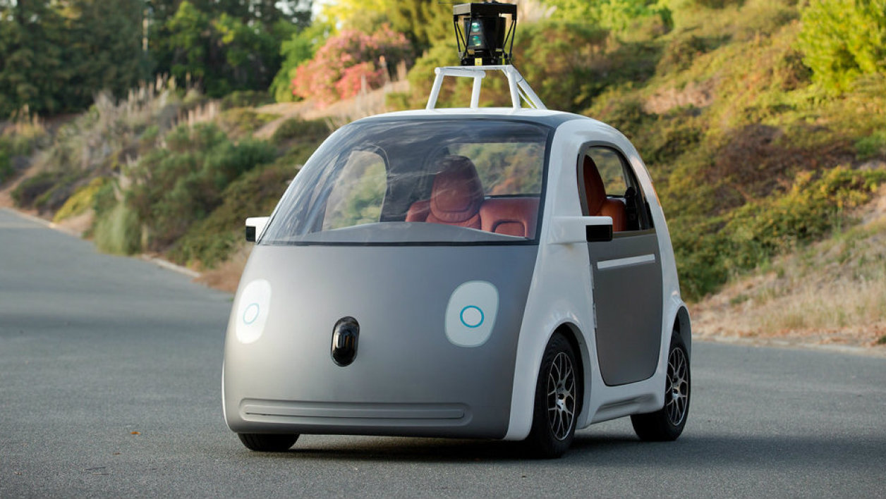 La Google Car autonome