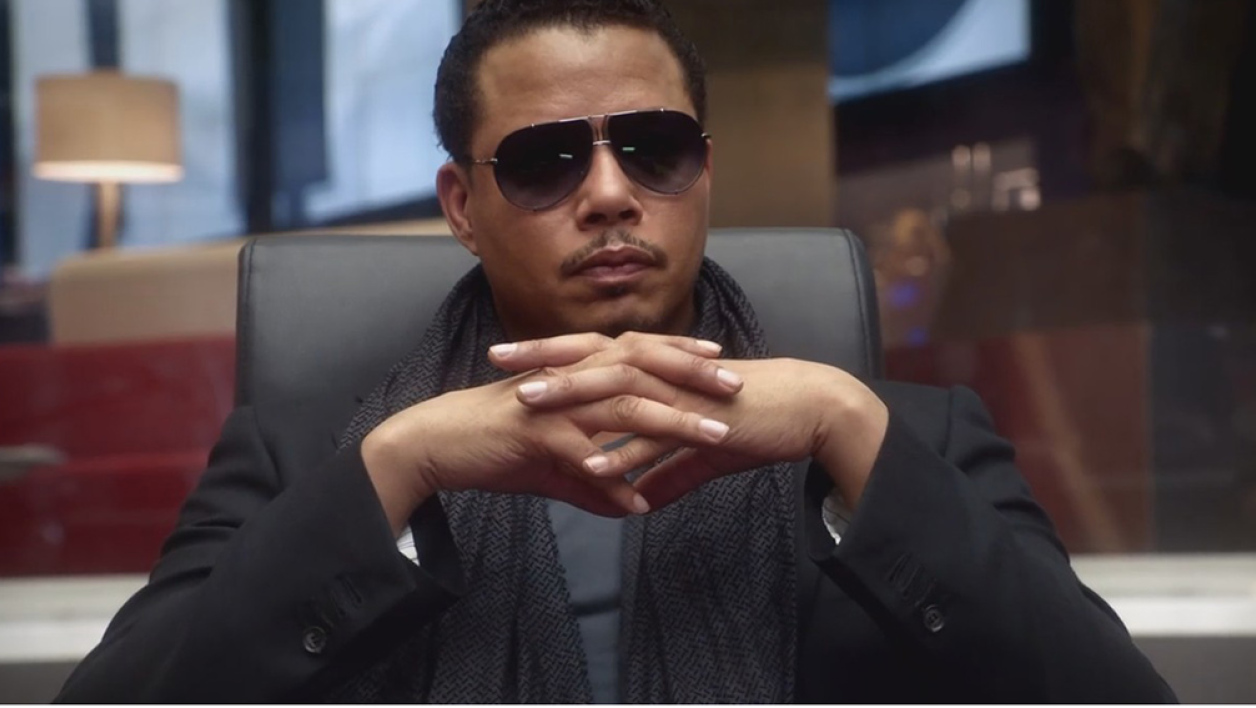 Empire Lucious Lyon série Fox hip-hop