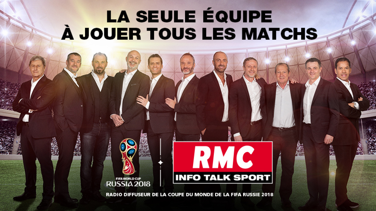 La Dream Team  Foot RMC