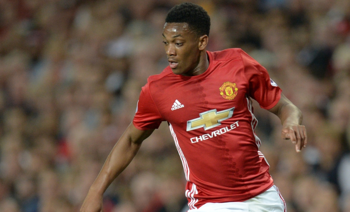 Manchester United : Anthony Martial accuse un tabloïd d'avoir bidonné une interview