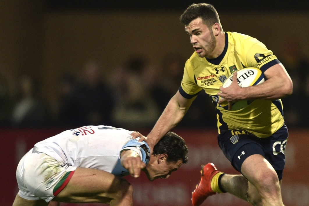 Damian Penaud (Clermont)