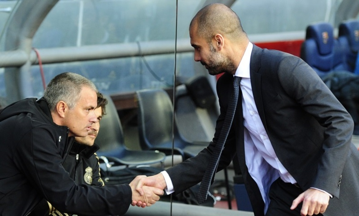 Man Utd-Man City : le match Mourinho-Guardiola en punchlines