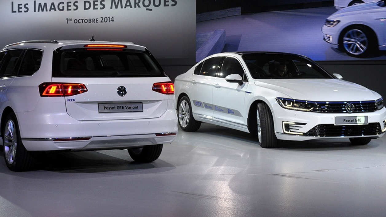 La version hybride (GTE) de la Volkswagen, bientôt disponible
