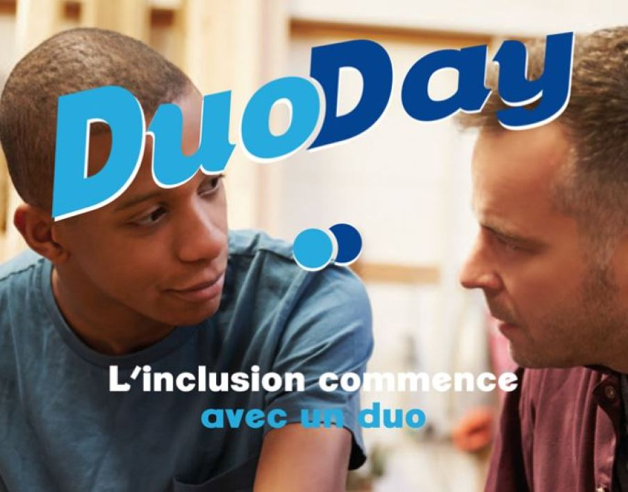 RMC s'engage pour le DuoDay 2018