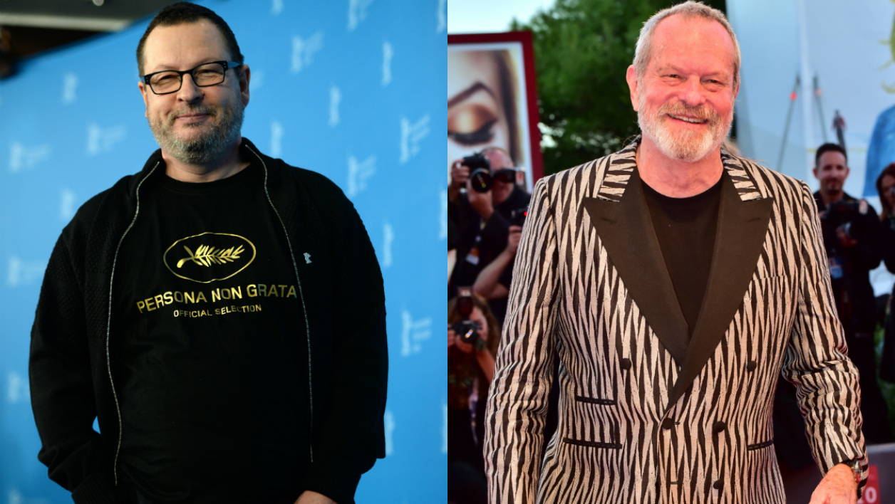 Lars Von Trier et Terry Gilliam