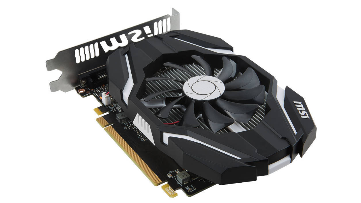 MSI GeForce GTX 1050