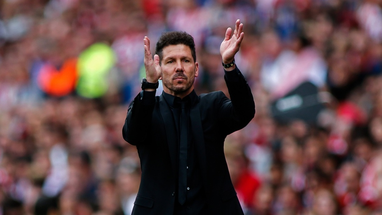 Simeone prolonge à l'Atlético jusqu'en 2020 — Officiel