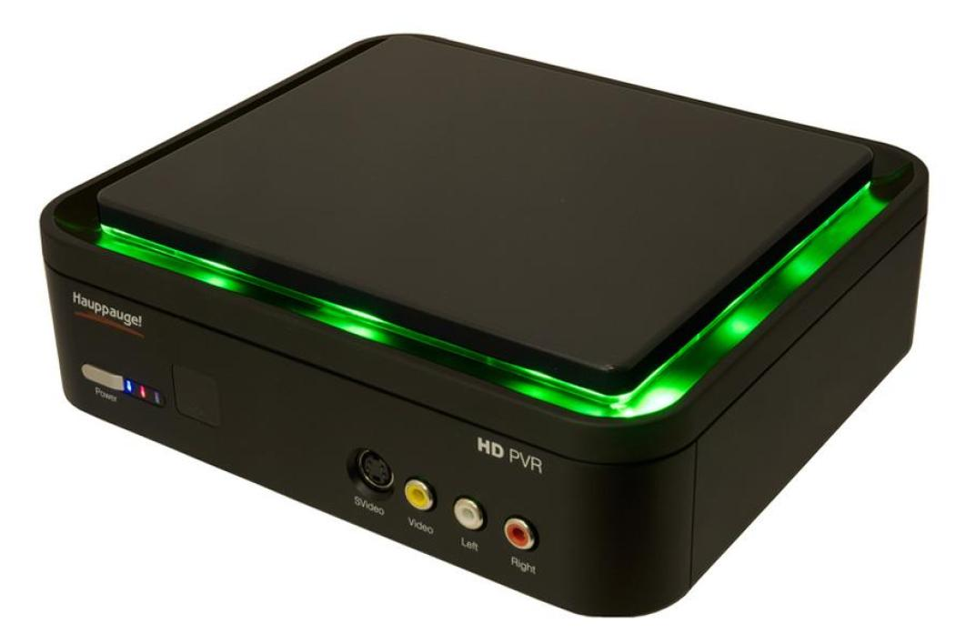 Hauppauge HD PVR Gaming Edition