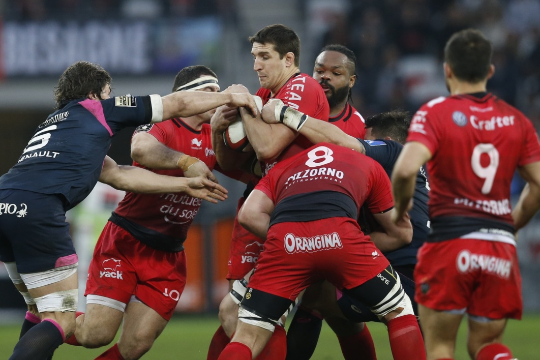 Top 14 : Toulon tient son podium