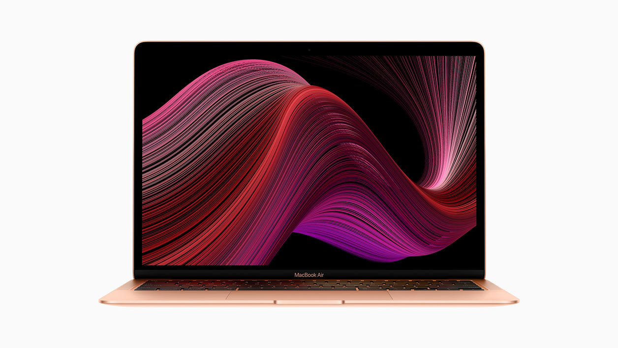 Le MacBook Air (2020) d'Apple