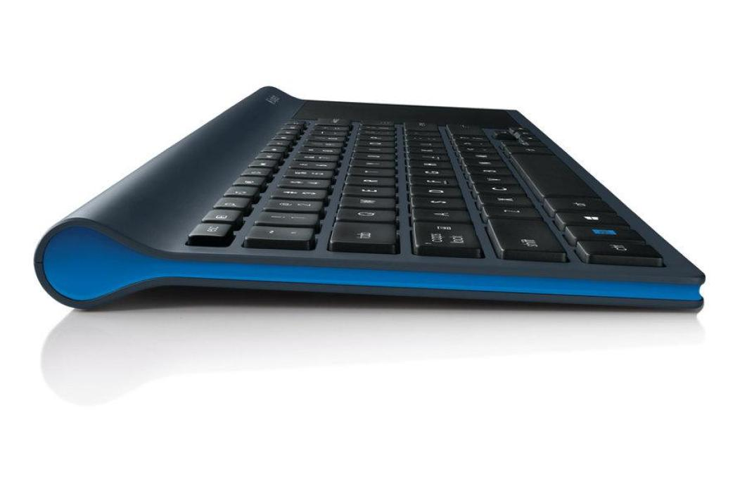 Logitech Wireless All-In-One Keyboard tk820
