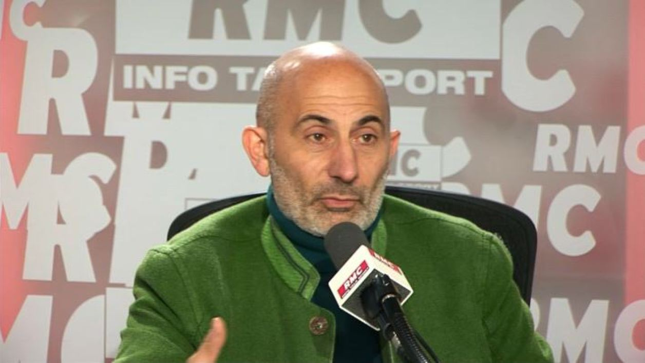Le professeur Laurent Lantieri