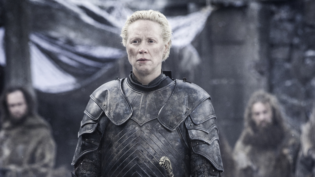 Gwendoline Christie dans Game of Thrones