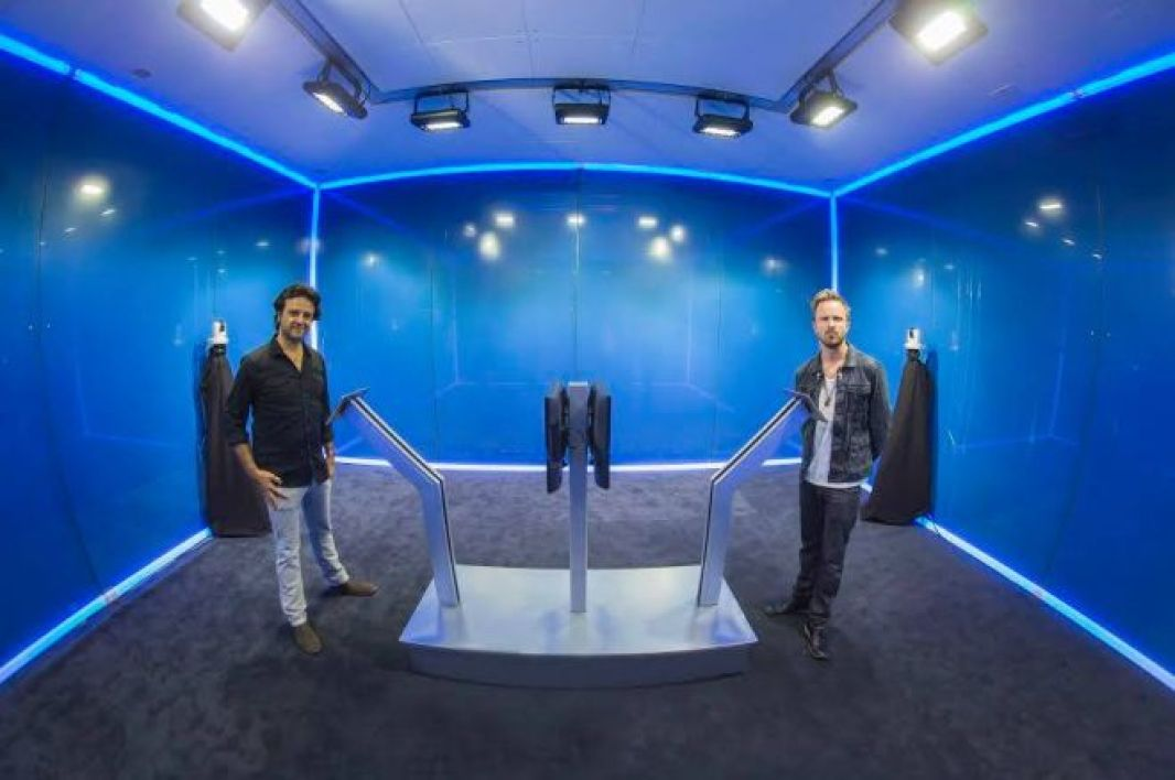 Global Poker League : Premier duel dans le Cube