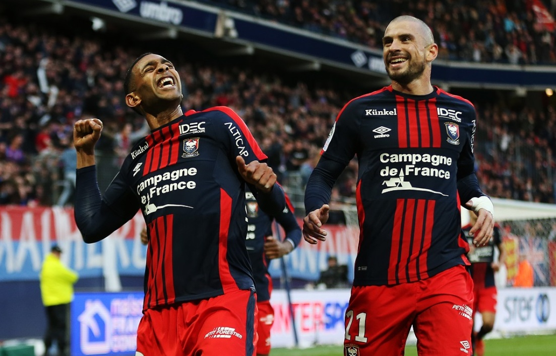 Ligue 1 : Caen s'impose face à Strasbourg
