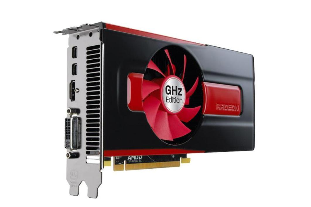AMD Radeon HD 7770 GH Edition