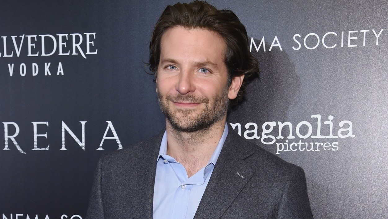 "Bradley Cooper à New York pour la projection de ""Serena""."