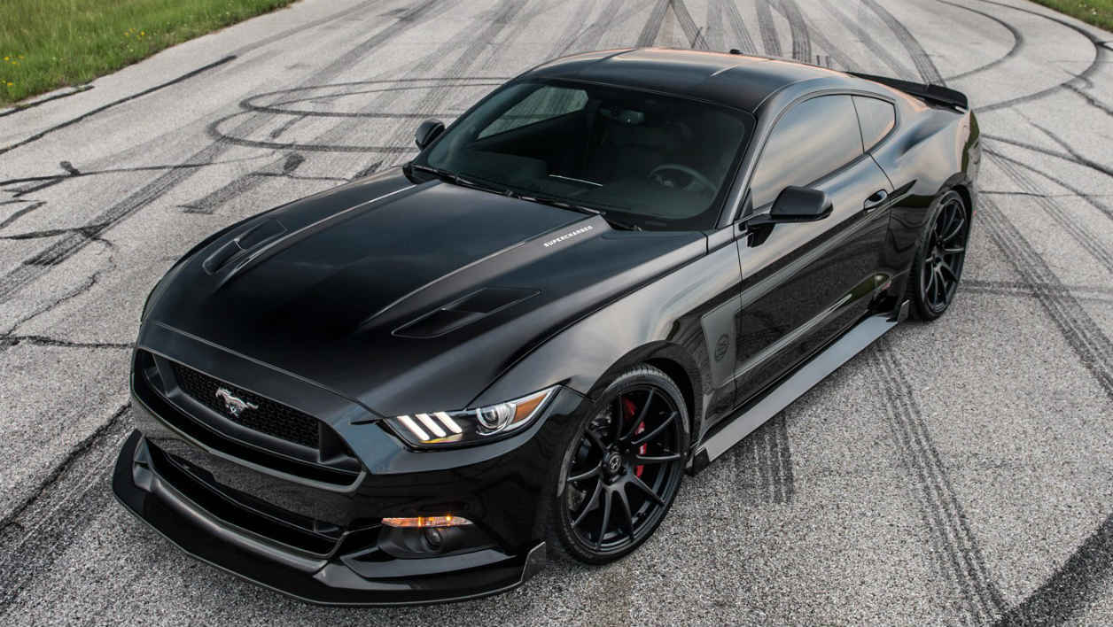 Hennessey Performance Mustang