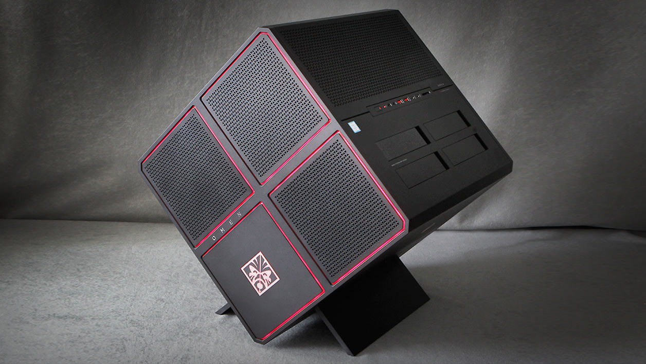 hp omen x  900-013nf    le test complet