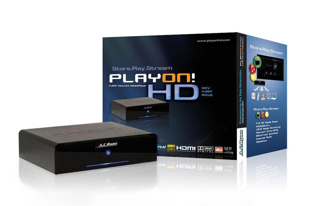 A.C. Ryan Playon ! HD ACR-PV73100