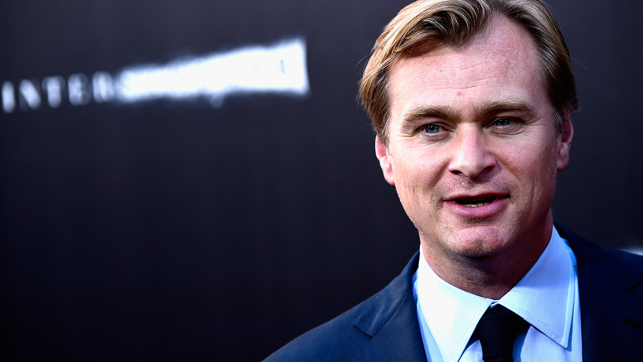 Christopher Nolan le 26 octobre 2014