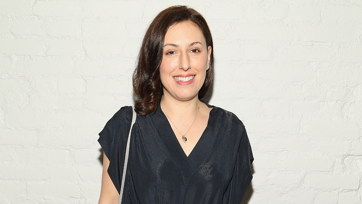 WASHINGTON, DC - APRIL 29: Jessica Valenti attends the Glamour and Facebook brunch to discuss sexism in 2016, during WHCD Weekend at Kinship on April 29, 2016 in Washington, DC. Paul Morigi/Getty Images for Glamour/AFP  Paul Morigi / GETTY IMAGES NORTH AMERICA / AFP