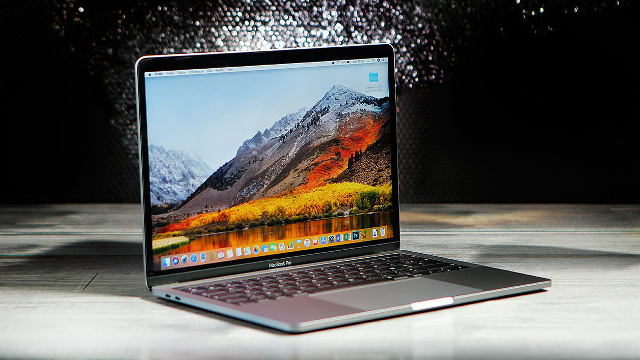 Apple MacBook Pro 13 pouces 1 To Core i7 2,7 GHz