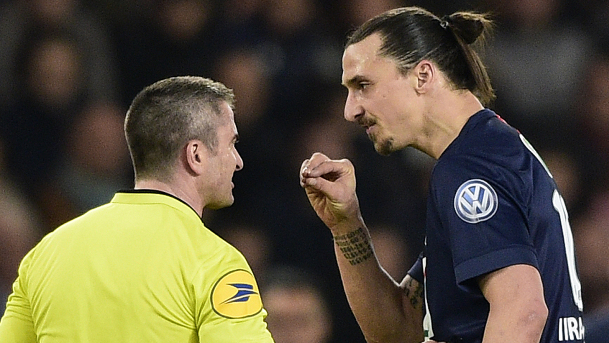 Zlatan a pris 4 matches