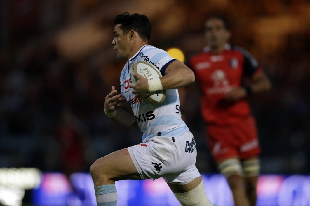 Top 14 (barrages) : Carter envoie le Racing en demi-finales