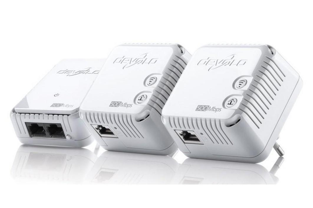 Devolo Devolo dLAN 500 WiFi Network Kit