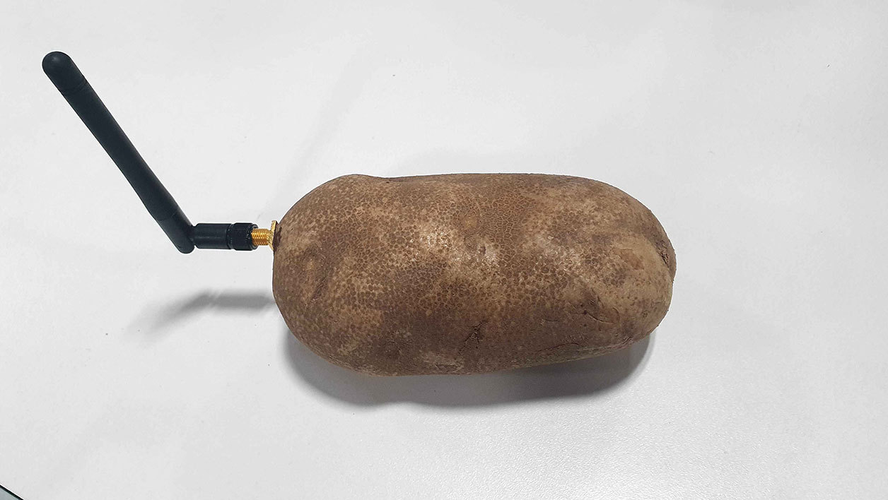 La patate connectée POTATO
