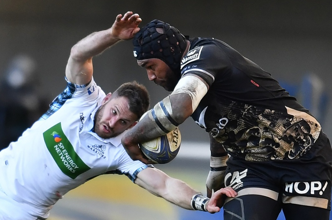 Rugby - Champions Cup : Montpellier domine encore Glasgow (36-26)