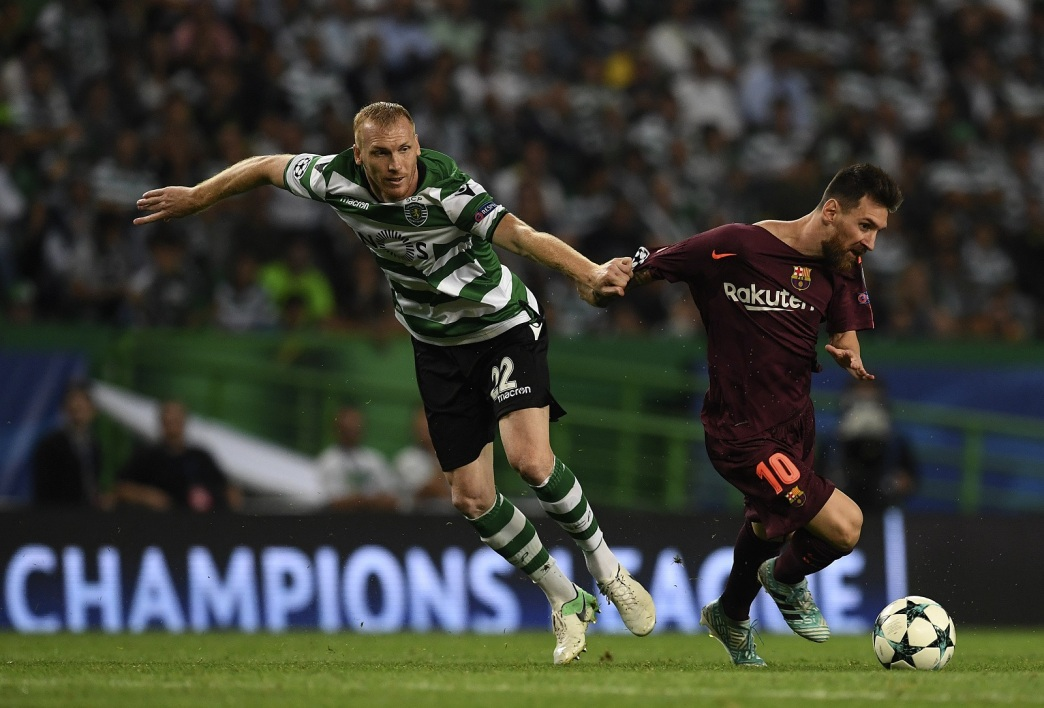 Jérémy Mathieu (Sporting Portugal)