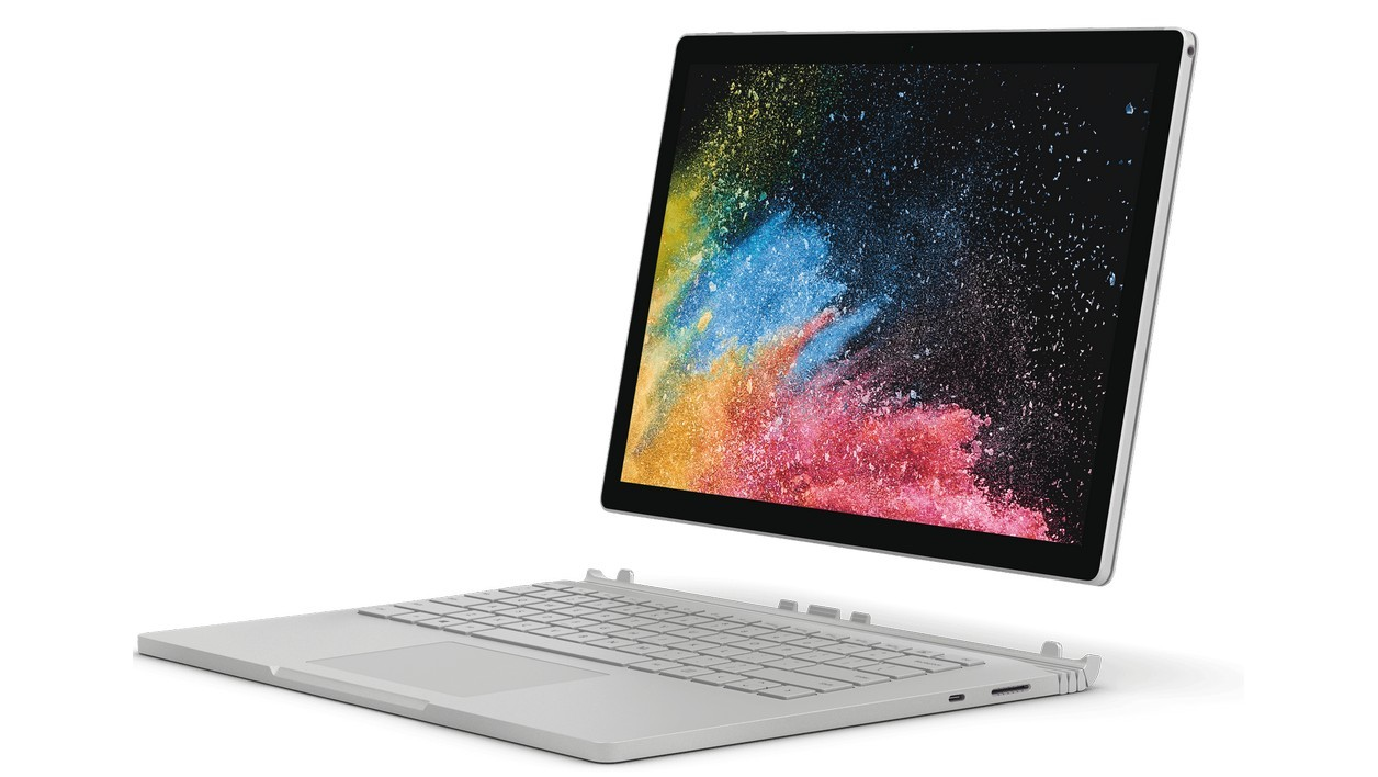 Microsoft Surface Book 2 (Core i7 16 Go 512 Go GeForce)