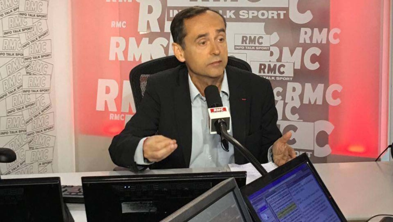 Robert Ménard face à Jean-Jacques Bourdin: les tweets de l'interview