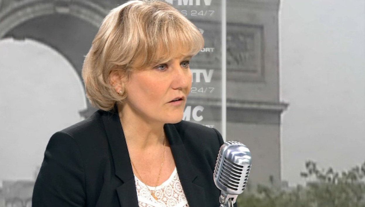 Nadine Morano face à Jean-Jacques Bourdin: les tweets de l'interview