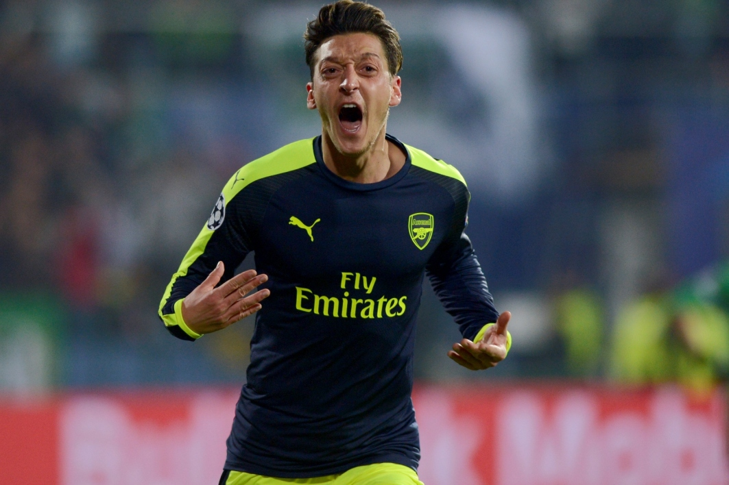 Mesut Özil (Arsenal)