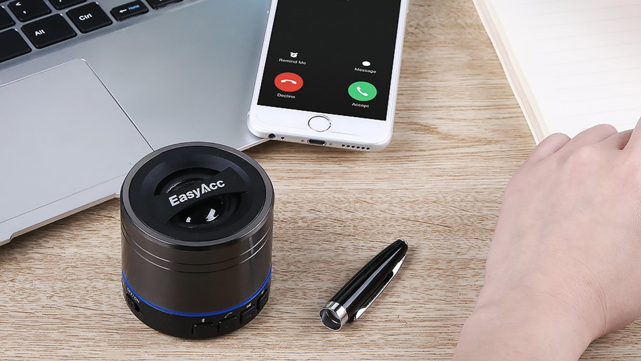 EasyAcc Enceinte Portable Bluetooth