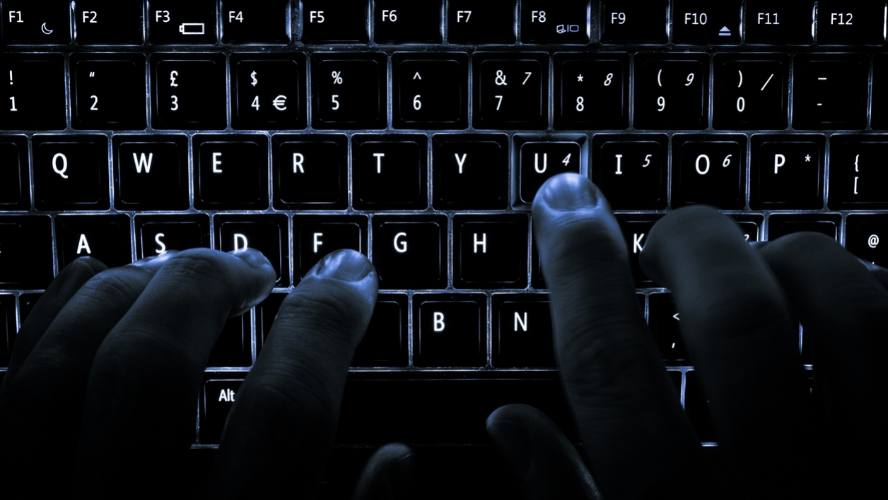 Clavier pirate hacker